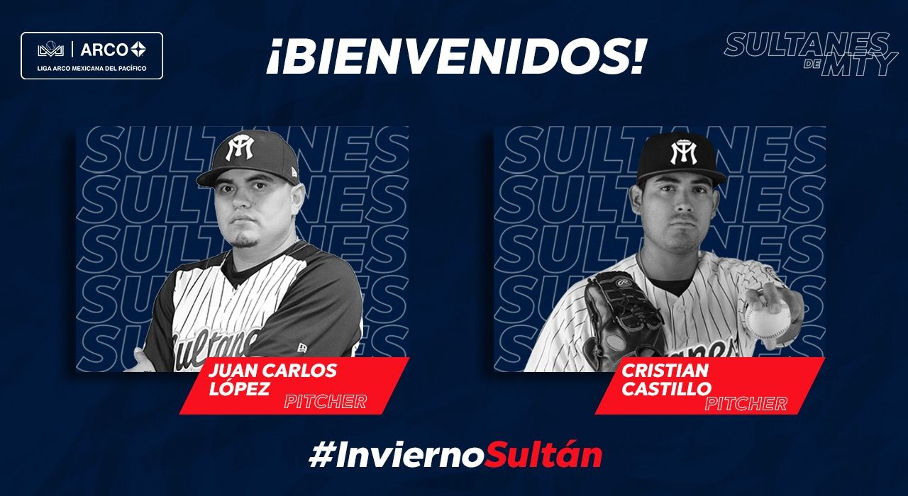 Refuerza Sultanes de Invierno su staff de pitcheo